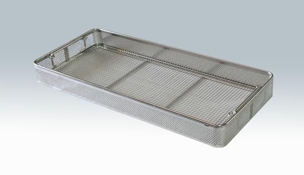 侧冲孔器械装载篮
